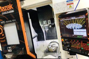 5-axis CNC Machine Center